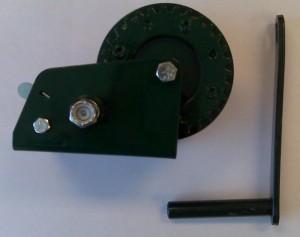 External Winding Gear (Carron Ratchet)