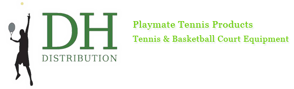 DH Distribution - Playmate Tennis Products / Tennis & Basketball Court Equipment