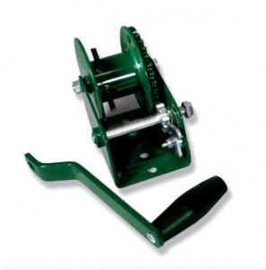 Reel-1 with removable handle