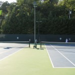 Orinda Country Club - Puffy Windscreen Installation