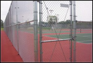 Measuring Chain Link Fence For Windscreens Blog Dh